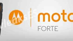 Motorola prepara el Moto G Forte, una versión ultra resistente del Moto G