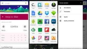 Google Search 4.0, la búsqueda de Android incorpora Material Design [APK]