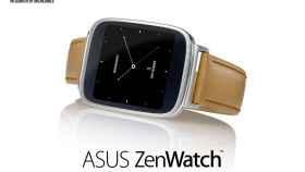 ASUS ZenWatch, el primer reloj de ASUS con Android Wear por 199€