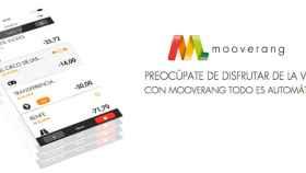 Mooverang, la app inteligente y sin publicidad para gestionar nuestra economía