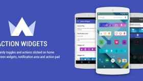 Action Widgets, accesos directos personalizados a tus acciones diarias