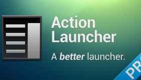 Action Launcher recibe una gran actualización y el nuevo menú de las nuevas Google apps