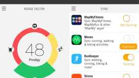 Nudge Health, la app para cuantificar tu vida compatible con Moves, RunKeeper o Strava