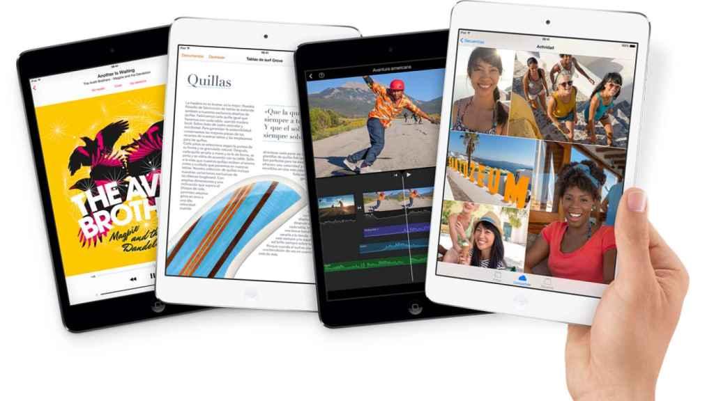 El iPad Mini será renovado con una pantalla más grande