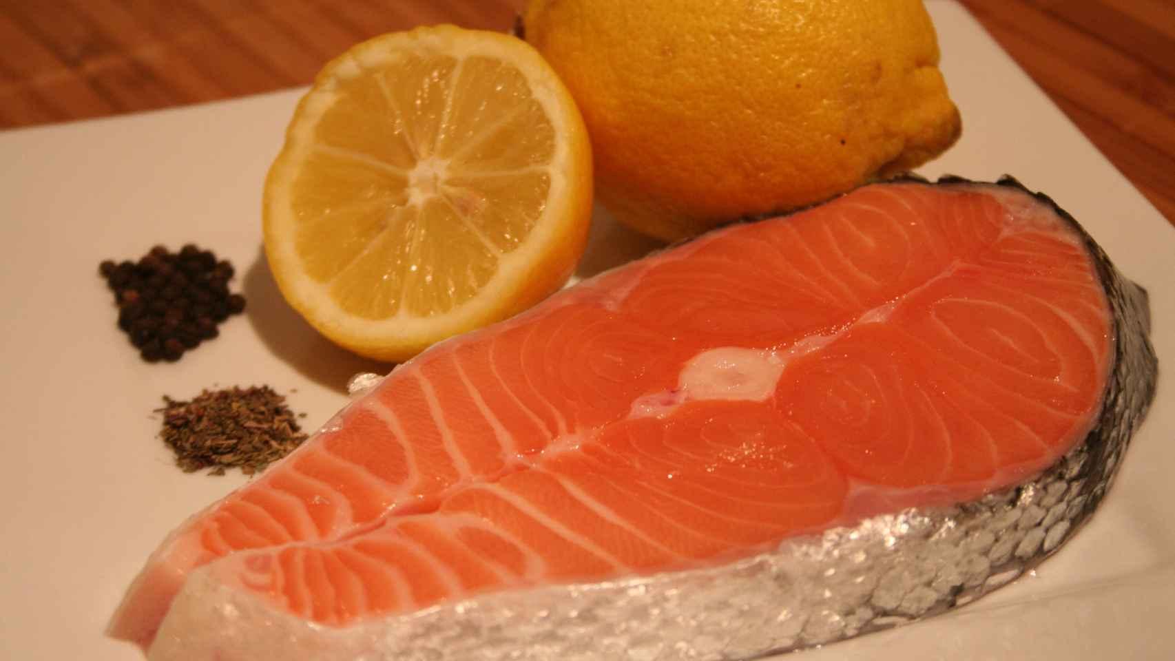 Salmon Express 1