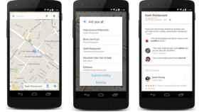 Google Maps añade la función «Explorar Cerca» para competir contra Foursquare