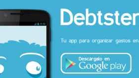 Debtster, una app para controlar los gastos en grupo