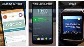 Microsoft demuestra su interés por Android con 4 nuevas aplicaciones