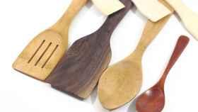 Conservar utensilios de madera