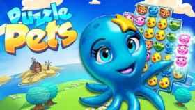 Diviértete con Puzzle Pets de Gameloft y sus adorables mascotas