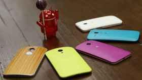 Motorola Moto G (2013 y 2014) se actualizan a Android 5.0.2 Lollipop [EEUU/India/Brasil]