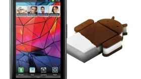 Motorola RAZR MAXX con ICS, análisis con vídeo