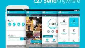 SendAnywhere, compartiendo archivos de la manera más sencilla posible