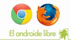 Chrome vs Firefox: la batalla por ser el mejor navegador Android