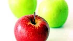 Frutas enceradas