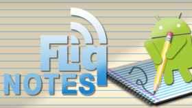 Dos sencillas aplicaciones de notas: Fliq Notes Notepad y Forget Me Not y 15 apps más