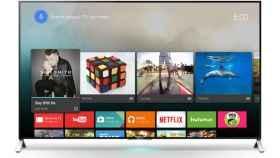 Sony muestra todo el potencial de Google Play en su Smart TV