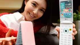 LG Ice Cream Smart quiere recuperar la moda de los móviles tipo concha