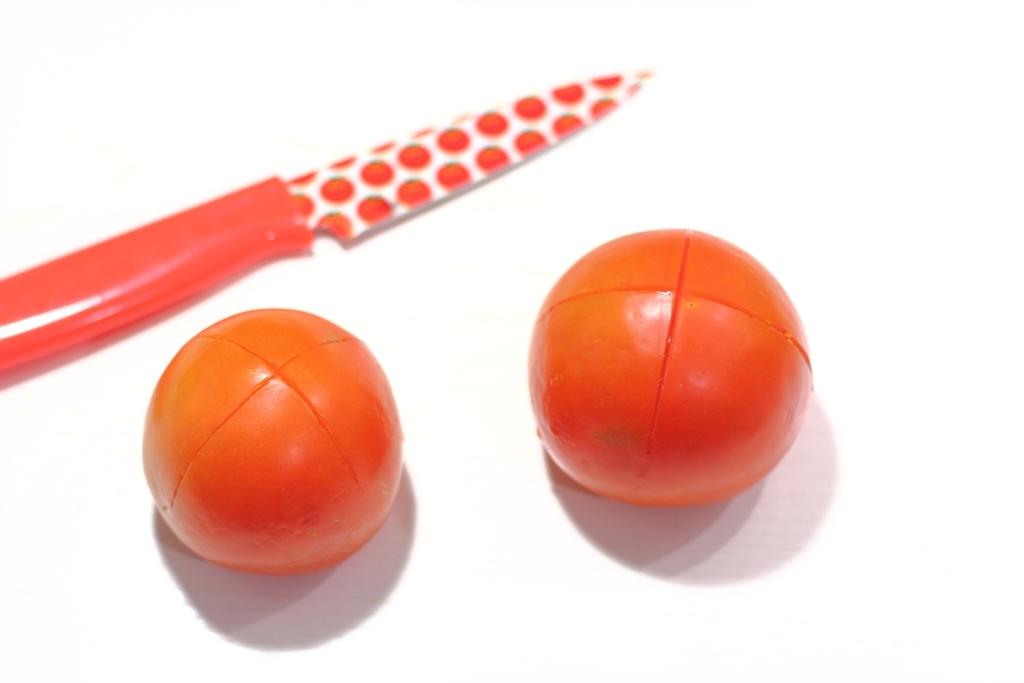 Cómo pelar tomates
