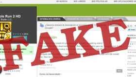 La proliferación de apps falsas de Temple Run 2 desvela el mayor problema de Google Play