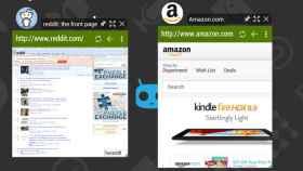 Hover Browser, un navegador que muestra las webs en cómodas burbujas flotantes