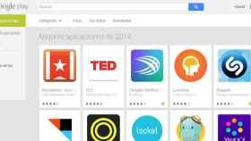 Las mejores aplicaciones Android de 2014 según Google