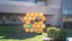 Honeycomb ya tiene su «estatua» en Google