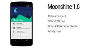 Instala los 100 nuevos iconos Moonshine al estilo Material Design y Android L