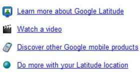 Google Latitude a fondo. Todo lo que NO sabes