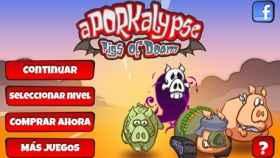Aporkalypse: Pigs of Doom, HandyGames trae el fin del mundo a tu Android