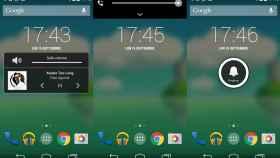 Noyze, la app más sencilla para cambiar la barra de volumen