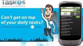 Taskos para Android, uno de los mejores gestores de tareas para Android