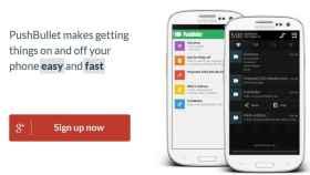 PushBullet ahora permite enviar contenido de tu Android a Chrome en el PC
