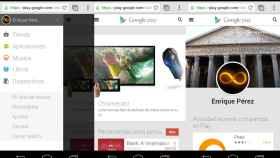 Google Play ya tiene versión web móvil