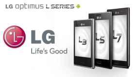 LG presenta la nueva gama L II: L3 II, L5 II y L7 II – Precio contenido y calidad todo en uno
