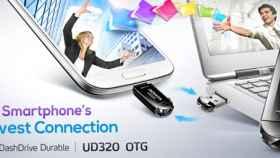 Adata DashDrive UD320, un pendrive OTG de 16GB o 32GB con conexión microUSB