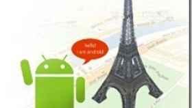 Nokia Ovi Maps para Android desde cualquier navegador web