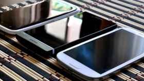 Samsung Galaxy S III vs HTC One X vs Sony Xperia S: Comparativa de cámaras