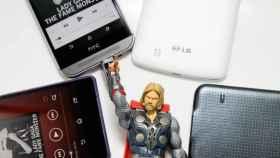 ¿Qué fabricante Android se preocupa más por el sonido?