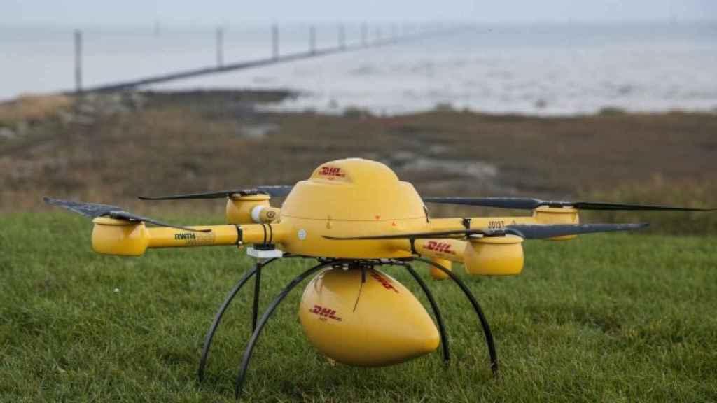 dron dhl 2