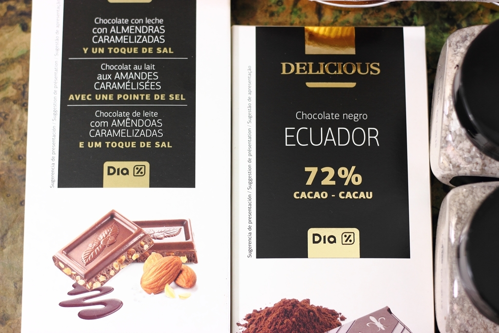 Chocolates Delicious de Dia