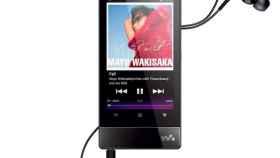 Sony Walkman F800, un reproductor multimedia con ICS y pantalla de 3.5″