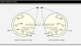 Google patenta un sistema de cámaras integradas en lentillas