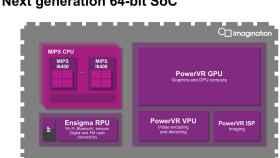 MIPS I6400, la competencia a ARM e Intel en procesadores de 64-bit para Android