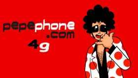 Pepephone ya tiene 4G con Movistar