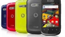 Smart II, probamos el nuevo Android de Vodafone prepago de bajo precio