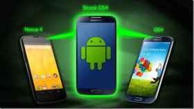 ¿Es el Samsung Galaxy S4 Google Edition mejor que un Nexus 4?