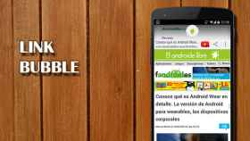Link Bubble, la magnífica app que muestra tu navegador en una ventana flotante
