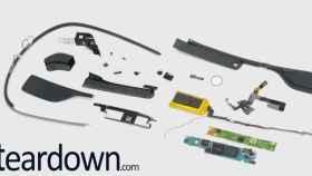 El coste de los componentes de Google Glass apenas alcanza los 80$