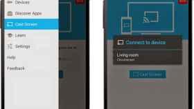 Activa el mirroring de Chromecast en casi cualquier Android